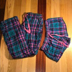 Aerie Pajama Pant/Short Bundle